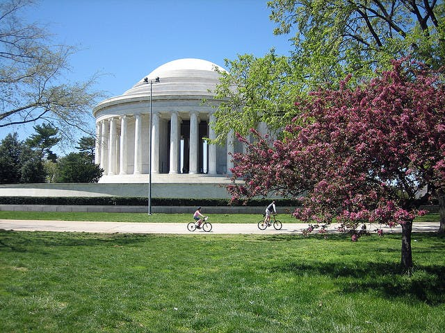 Jefferson Memorial Part 2