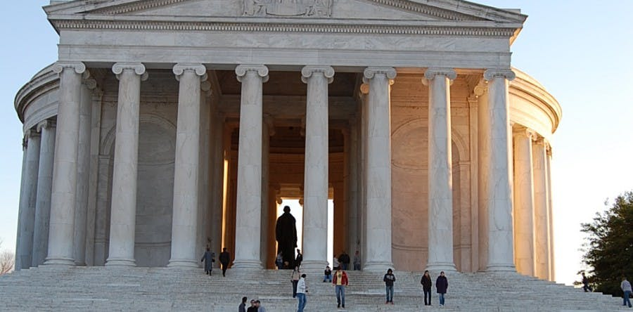 Visiting Washington DC with Groups