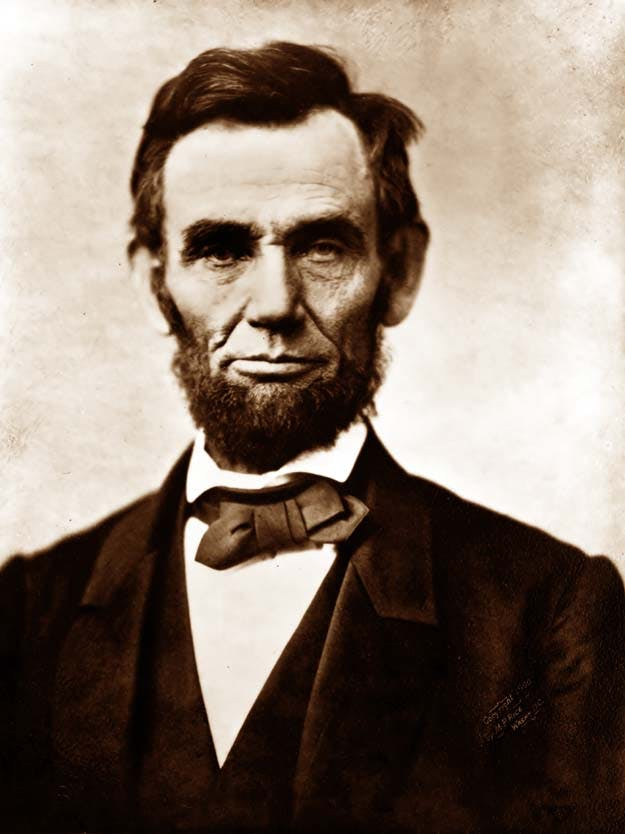 Broadside: Word on the Street: What Lincoln Accomplished as President
